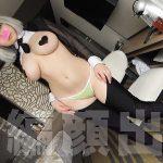 某人気コンカフェ勤務のコスプレイヤーとハメ撮り「素人ホイホイpower・くちく☆逆バニー」(田中ねね)