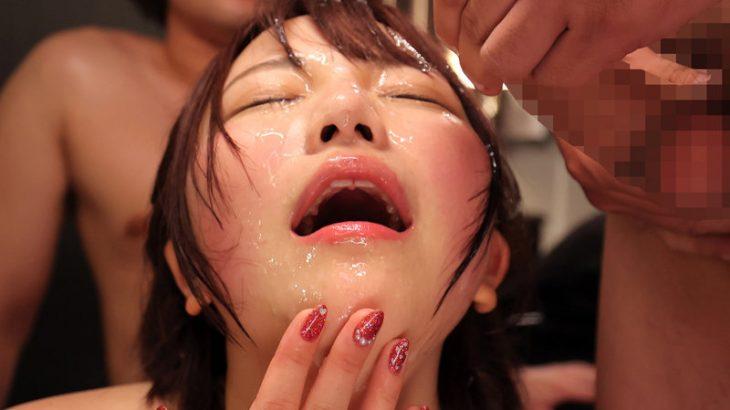 星なこKMP9月新作「ぶっかけ解禁 ALL本物精子53発」デビュー1周年記念、人生初の大量ぶっかけ!!
