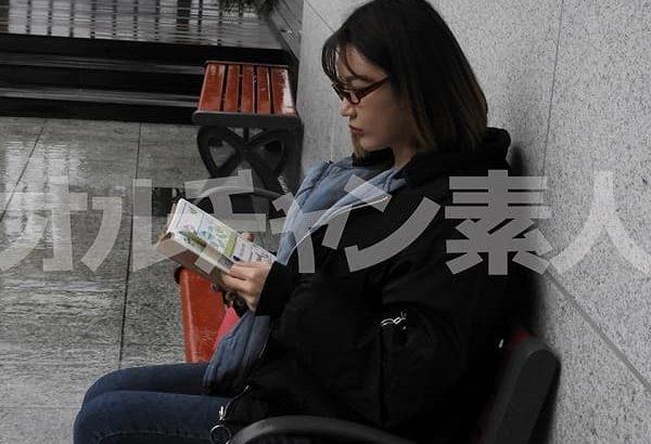 【韓国人ナンパ】文学少女っぽい韓国女性を口説いたらアイドル顔負けのビジュアルと超絶クビレの持ち主なので即ハメしたった