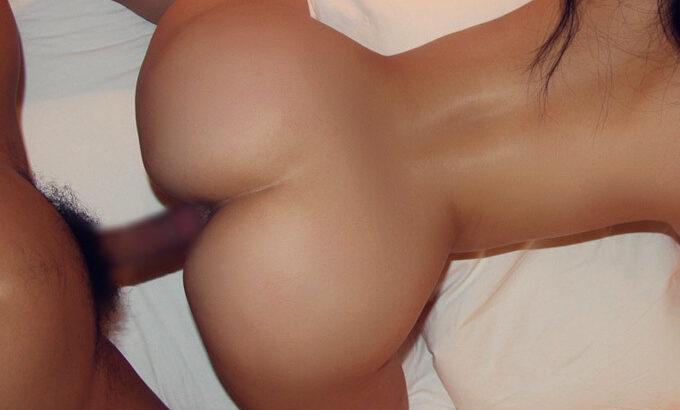 激しくイカせる後背位セックス画像100枚